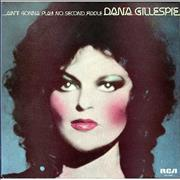 Click here for more info about 'Dana Gillespie - Ain't Gonna Play No Second Fiddle'
