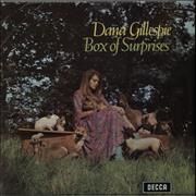 Click here for more info about 'Dana Gillespie - Box Of Surprises - 1st'