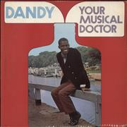 Dandy Livingstone Your Musical Doctor UK vinyl LP