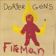 Click here for more info about 'Danger Gens - Fireman EP'