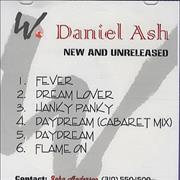 Click here for more info about 'Daniel Ash - New And Unreleased'