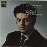 Click here for more info about 'Daniel Barenboim - Beethoven Sonatas: No.21 in C, Op.53 ('Waldstein') & No.31 in A Flat, Op.110'