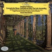 Click here for more info about 'Daniel Barenboim - Concerto For Oboe/ Concerto For Tuba/ The Lark Ascending'