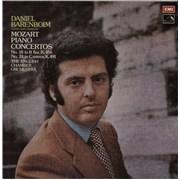 Click here for more info about 'Daniel Barenboim - Mozart Piano Concertos'