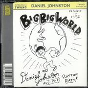Click here for more info about 'Daniel Johnston - Big Big World EP'