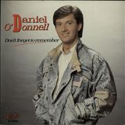 Click here for more info about 'Daniel O'Donnell - Don't Forget To Remember'