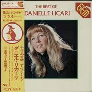 Click here for more info about 'Danielle Licari - The Best Of + 7