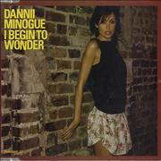 Click here for more info about 'Dannii Minogue - I Begin To Wonder - CD1'