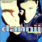 Click here for more info about 'Dannii Minogue - Success & Jump'