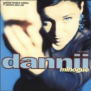 Click here for more info about 'Dannii Minogue - Success + Sleeve'