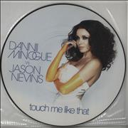 Click here for more info about 'Dannii Minogue - Touch Me Like That'
