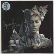 Click here for more info about 'Danny Goffey - Schtick - Electric Blue Vinyl + Autographed Sleeve'