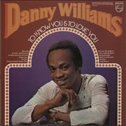 Click here for more info about 'Danny Williams - To Know You Is To Love You'