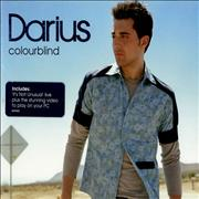 Click here for more info about 'Darius - Colourblind'