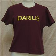 Click here for more info about 'Darius - Diva - Tour T-Shirt'
