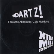 Click here for more info about 'Dartz! - Fantastic Apparatus / Cold Holidays'