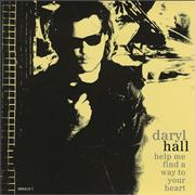 Click here for more info about 'Daryl Hall - Help Me Find A Way To Your Heart'