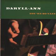 Click here for more info about 'Daryll-Ann - You're So Vain'