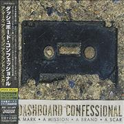 Click here for more info about 'Dashboard Confessional - A Mark, A Mission, A Brand, A Scar'