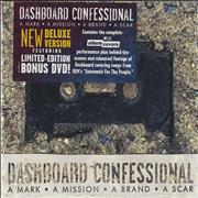 Click here for more info about 'Dashboard Confessional - A Mark A Mission A Brand A Scar'