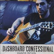 Click here for more info about 'Dashboard Confessional - Hands Down'