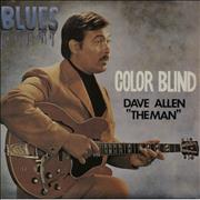 Click here for more info about 'Dave Allen (Blues) - Color Blind'