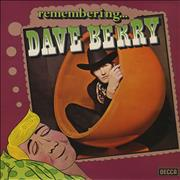 Click here for more info about 'Dave Berry - Remembering... Dave Berry'