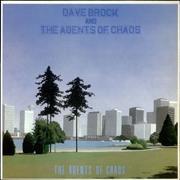 Click here for more info about 'Dave Brock - The Agents Of Chaos'
