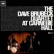Click here for more info about 'Dave Brubeck - At Carnegie Hall - Parts 1 & 2'