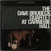 Click here for more info about 'Dave Brubeck - At Carnegie Hall'
