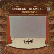 Click here for more info about 'Dave Brubeck - At Wilshire-Ebell - Red Vinyl'