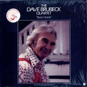 Click here for more info about 'Dave Brubeck - Back Home'