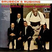 Click here for more info about 'Dave Brubeck - Brubeck & Rushing'