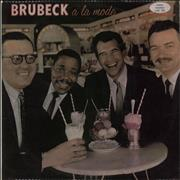 Click here for more info about 'Dave Brubeck - Brubeck A La Mode'