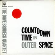 Click here for more info about 'Dave Brubeck - Countdown - Time In Outer Space'