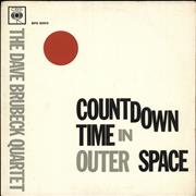 Click here for more info about 'Dave Brubeck - Countdown - Time In Outer Space - VG+'