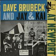 Click here for more info about 'Dave Brubeck - Dave Brubeck And Jay & Kai At Newport'