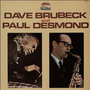Click here for more info about 'Dave Brubeck - Dave Brubeck And Paul Desmond'
