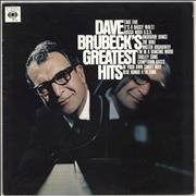 Click here for more info about 'Dave Brubeck - Dave Brubeck's Greatest Hits - Red Label'