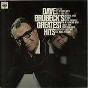 Click here for more info about 'Dave Brubeck - Dave Brubeck's Greatest Hits - 3rd'