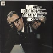 Click here for more info about 'Dave Brubeck - Dave Brubeck's Greatest Hits - 2nd - Stereo - Matt Sleeve'