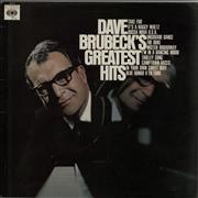 Click here for more info about 'Dave Brubeck - Dave Brubeck's Greatest Hits - 2nd - Stereo'