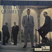 Click here for more info about 'Dave Brubeck - Gone With The Wind - EX'