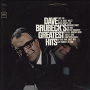 Click here for more info about 'Dave Brubeck - Greatest Hits - 2nd'