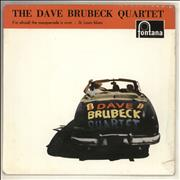 Click here for more info about 'Dave Brubeck - (I'm Afraid) The Masquerade Is Over : St. Louis Blues'