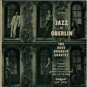 Click here for more info about 'Dave Brubeck - Jazz At Oberlin - 1st'