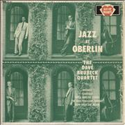 Click here for more info about 'Dave Brubeck - Jazz At Oberlin - EX'