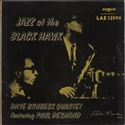 Click here for more info about 'Dave Brubeck - Jazz At The Black Hawk - VG+'