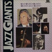 Click here for more info about 'Dave Brubeck - Jazz Giants'