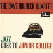 Click here for more info about 'Dave Brubeck - Jazz Goes To Junior College'